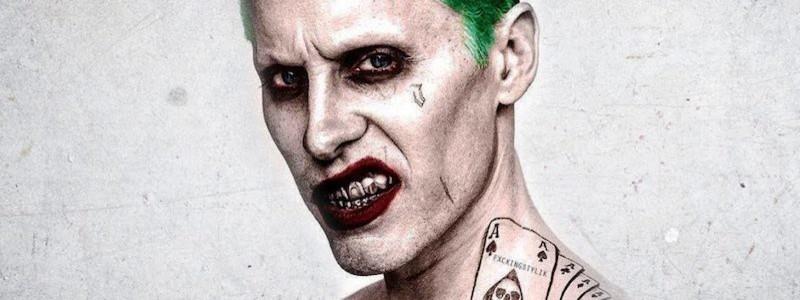 Вырезанный кадр «Отряда самоубийц» с Джокером Джареда Лето