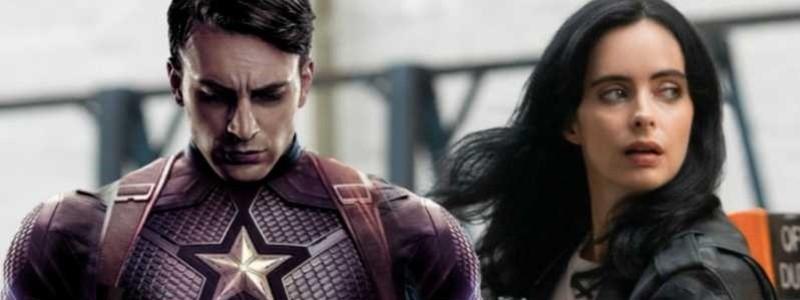 3 сезон «Джессики Джонс» упомянул Капитана Америка