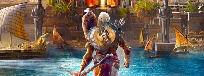 Обзор «Assassin's Creed Истоки». Ассасин-ведьмак в Египте