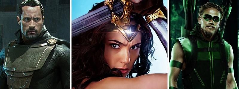 15 фильмов киновселенной DC, находящихся в разработке