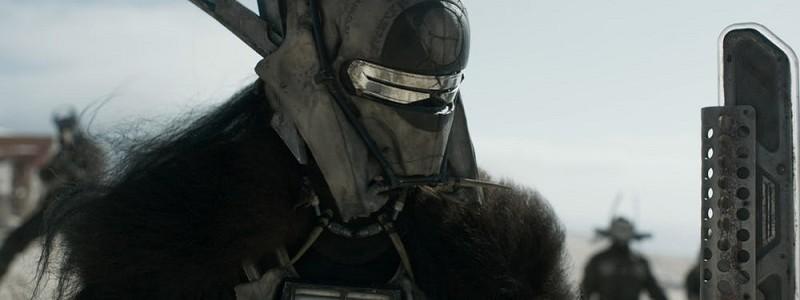 Хан Соло. Звёздные войны. Истории / Solo: A Star Wars Story [2018]: Раскрыты детали злодея Энфис Нест из «Хан Соло. Звездные войны»