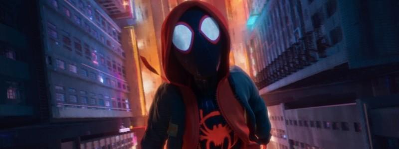 Обзор мультфильма «Человек-паук: Через вселенные». Лучший кинокомикс