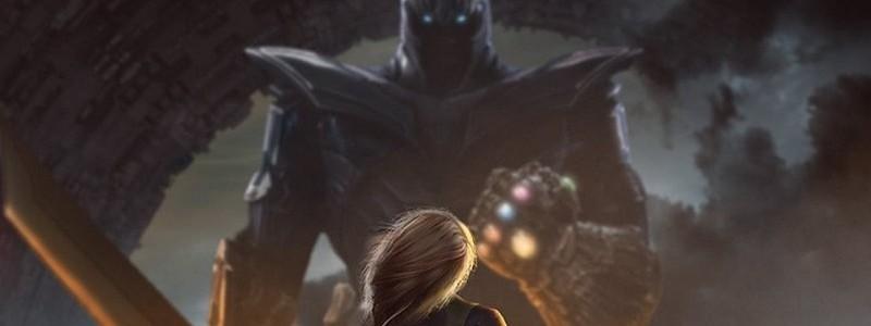 «Мстители: Финал»: Капитан Марвел высказалась о Таносе