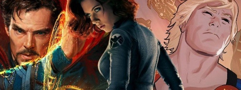 Раскрыто место и время действия нового фильма киновселенной Marvel