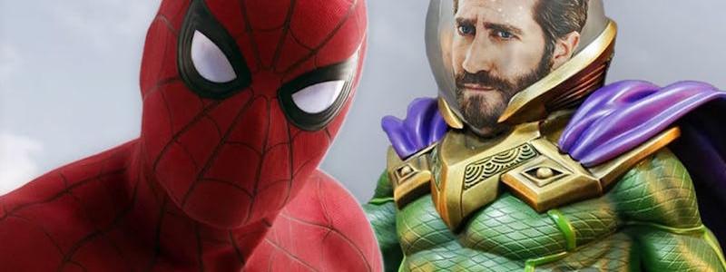 Мистерио будет хорошим парнем в «Человеке-пауке: Вдали от дома»