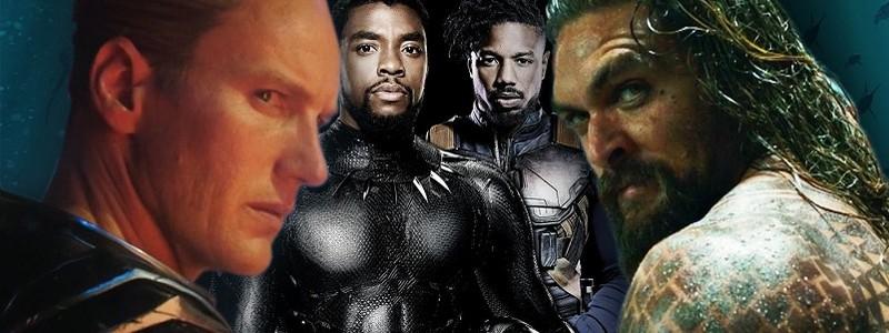 Почему «Аквамен» лучше «Черной пантеры». В чем DC обошла Marvel