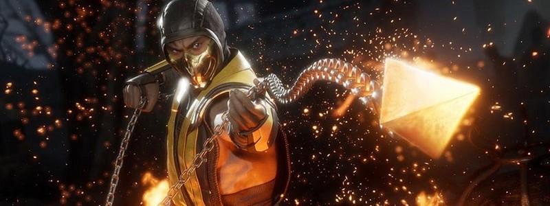 Первый геймлпей и Фаталити из Mortal Kombat 11 выглядят круто