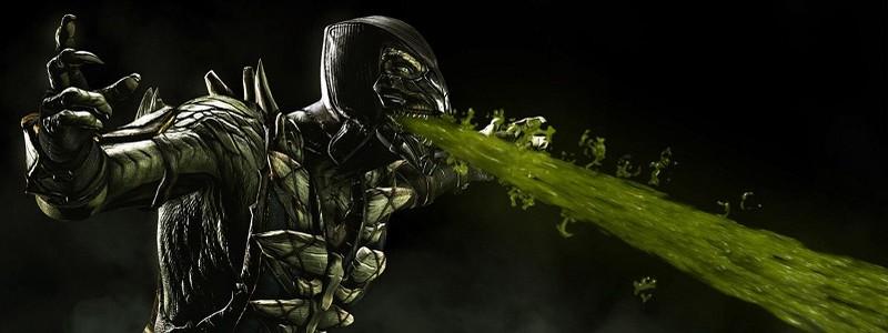 Рептилия вернется в Mortal Kombat 11
