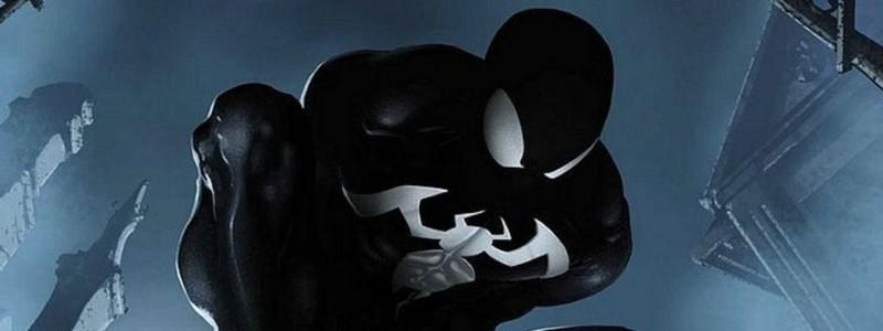 Анонсирована предыстория Венома про Человека-паука в черном