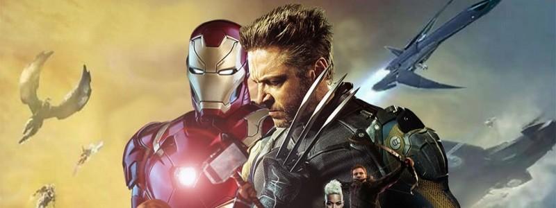 Первая отсылка на Людей Икс в киновселенной Marvel