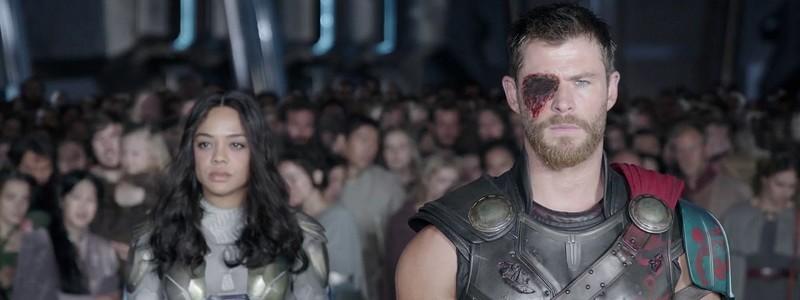Подтверждено возвращение подруги Тора в «Мстителях 4: Финал»