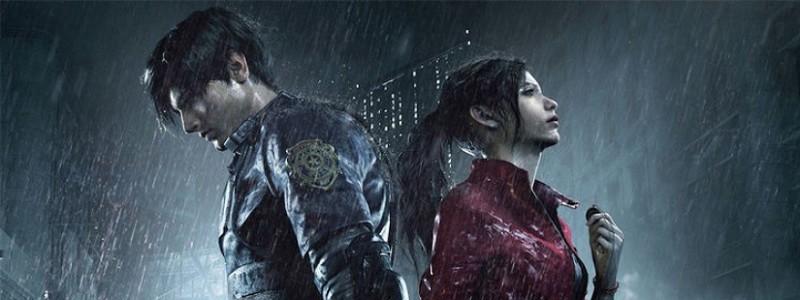 Крутой трейлер Resident Evil 2 с живыми актерами