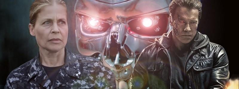 Видео «Терминатора 6» раскрыло облик Арнольда Шварценеггера