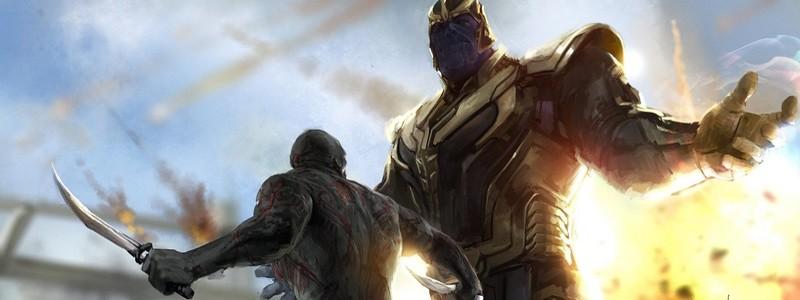 Как Танос мог выглядеть в «Мстителях: Война бесконечности»