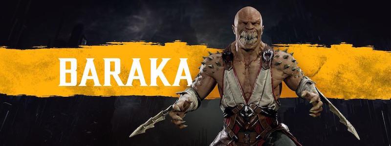 Как выглядит Вин Дизель в роли Бараки из Mortal Kombat