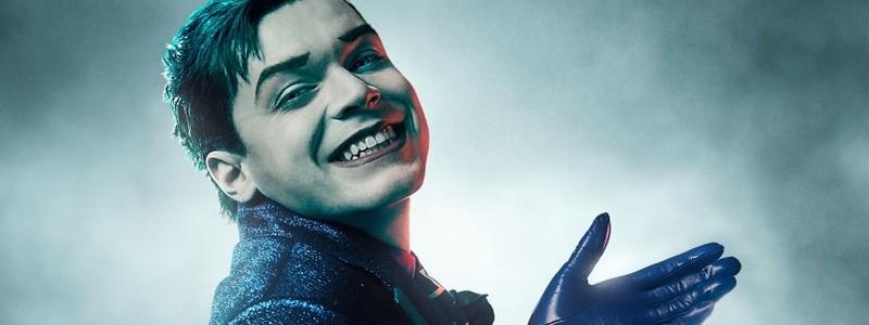 Третий «Джокер» в 5 сезоне «Готэме» будет «большим Джокером»
