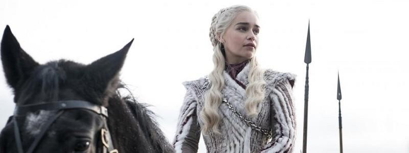 Битва при Винтерфелле из финала «Игры престолов» заставила актрису плакать