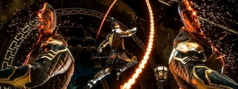 Сюжет раскрыли в новом трейлере Mortal Kombat 11 под песню War