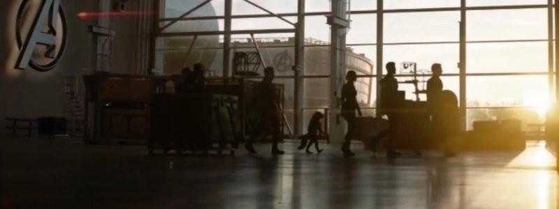 Раскрыт спрятанный персонаж в трейлере «Мстителей: Финал»