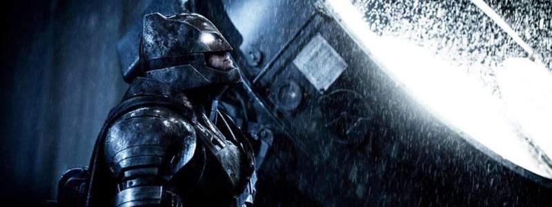 Бен Аффлек не готов покинуть киновселенную DC
