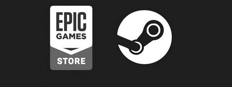 Epic Games Launcher следит за Steam