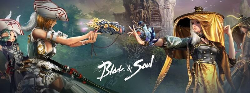 Королевская битва появилась в Blade & Soul с обновлением «Остров оков»