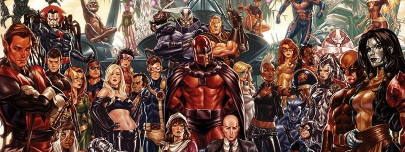 Marvel анонсировала перезапуск «Людей Икс»