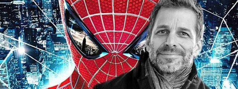 Зак Снайдер раскрыл любимого Человека-паука
