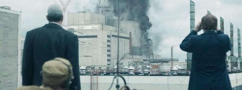 Трейлер и дата выхода сериала «Чернобыль»