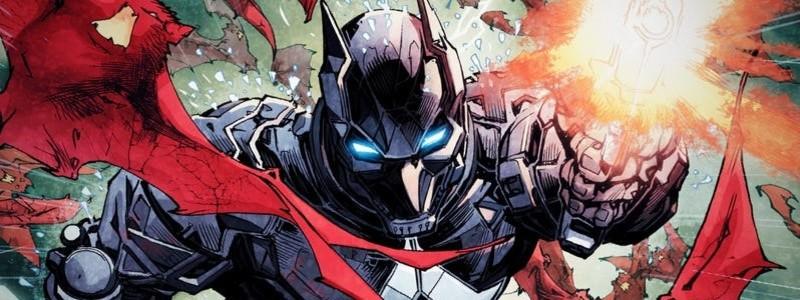 Рыцарь Аркхема вновь встретится с Бэтменом