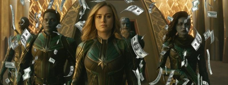 Кассовые сборы «Капитана Марвел» достигли миллиарда