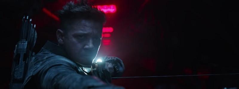 Marvel раскрыли прозвище Клинта Бартона в «Мстителях: Финал»