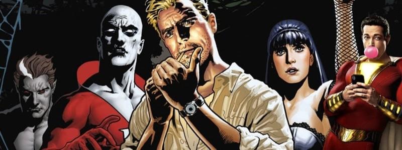 «Шазам!» заложил основу для фильма «Темная Лига справедливости»