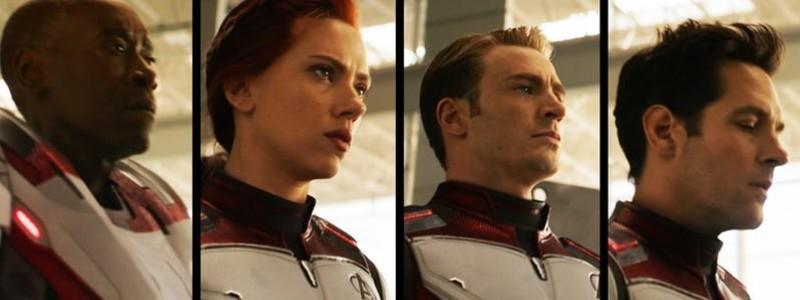 Новые костюмы героев в свежем трейлере «Мстителей: Финал»