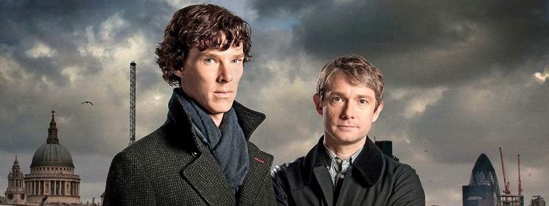 Сериал Шерлок» может вернуться с необычным эпизодом