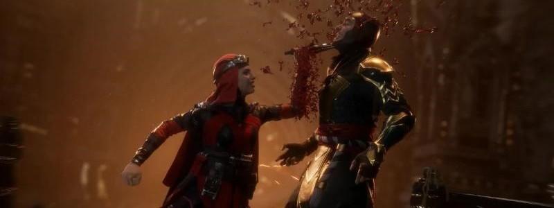 Лучшие Фаталити Mortal Kombat 11 в новом трейлере