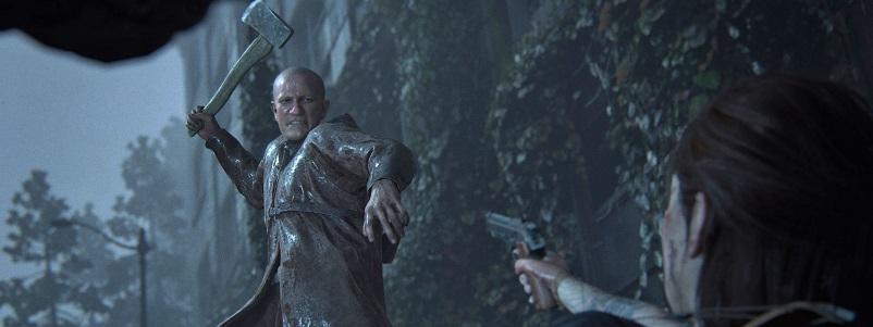 Свежее обновление разработки The Last of Us Part II