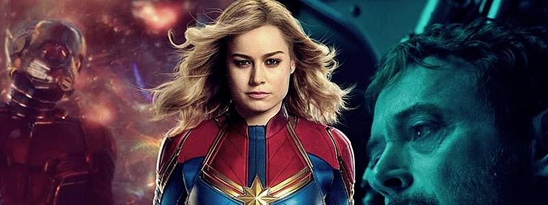 Будущее киновселенной Marvel раскроют на San Diego Comic-Con 2019