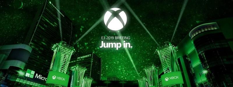 Дата и время пресс-конференции Microsoft на E3 2019