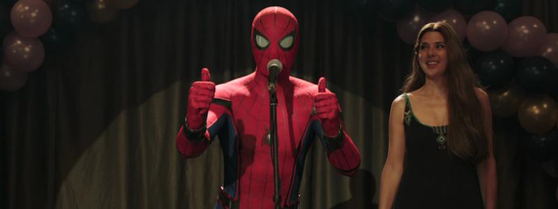 Новый спойлер «Человека-паука: Вдали от дома» указывает на связь с Тони Старком