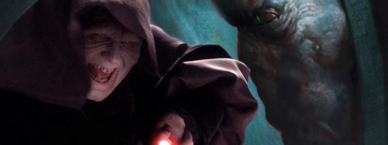 «Звездные войны»: Кайло Рен - это на самом деле Дарт Плэгас