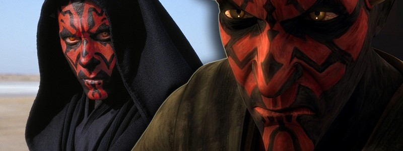 Дарт Мол вернется в 7 сезоне «Звездные войны: Войны клонов»
