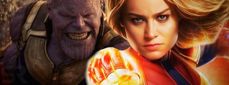Бри Ларсон раскрыла секретное оружие Капитана Марвел против Таноса