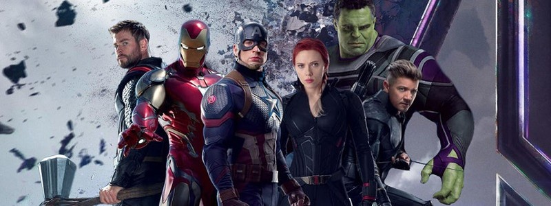 Все оригинальные герои на лучшем постере «Мстителей: Финал»