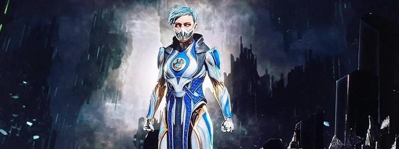 Утечка геймплея Mortal Kombat 11 раскрыла фаталити Фрост