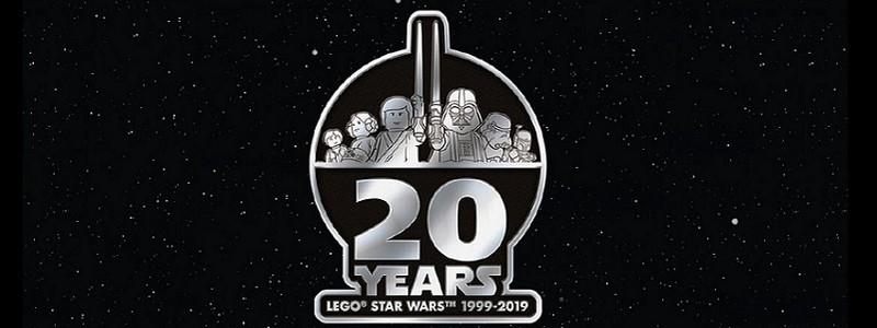 Конкурс: выиграй коллекционные наборы к 20-летию линейки LEGO Star Wars
