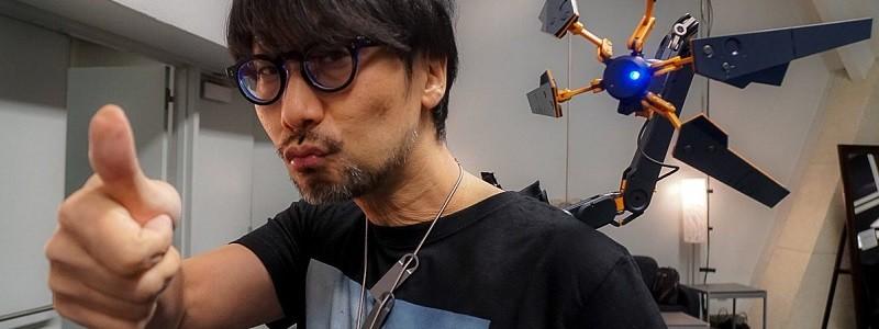 Хидео Кодзима рассказал, когда закончит создавать игры
