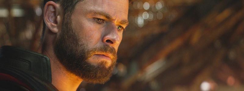 Marvel раскрыли новый облик Тора из «Мстителей: Финал»