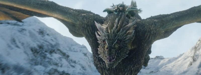 Что случилось с драконом Джона Сноу в 3 серии «Игры престолов»?