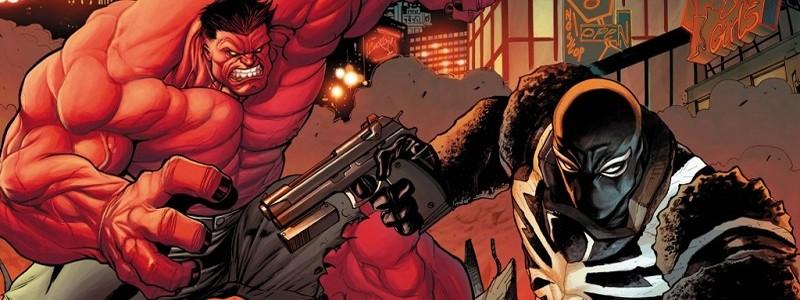 Marvel готовят фильм «Громовержцы», ответ «Отряду самоубийц» от DC